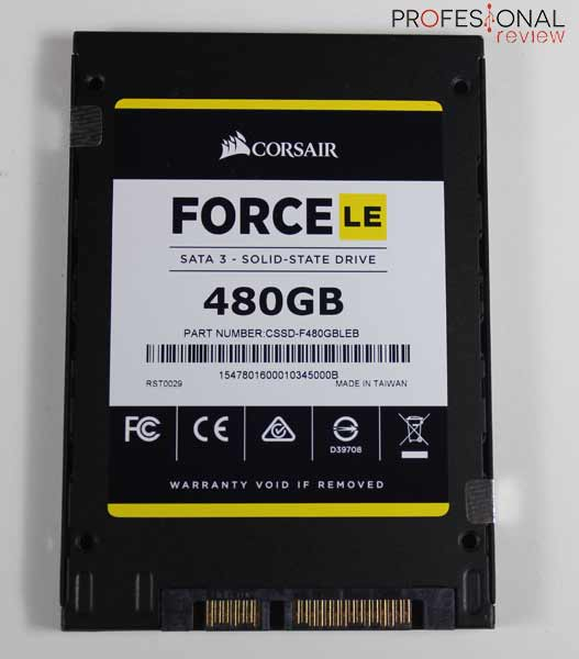 Corsair Force LE review