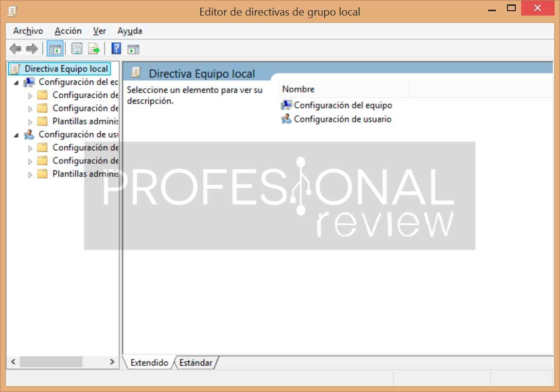 desactivar pantalla de bloqueo en Windows 10