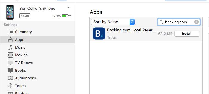 arreglar los enlaces rotos en iOS