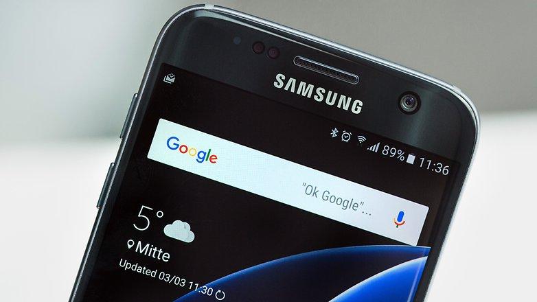 galaxy s7 pantalla Samsung Galaxy S7 vs Sony Xperia Z5