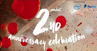 gearbest celebra su aniversario 2