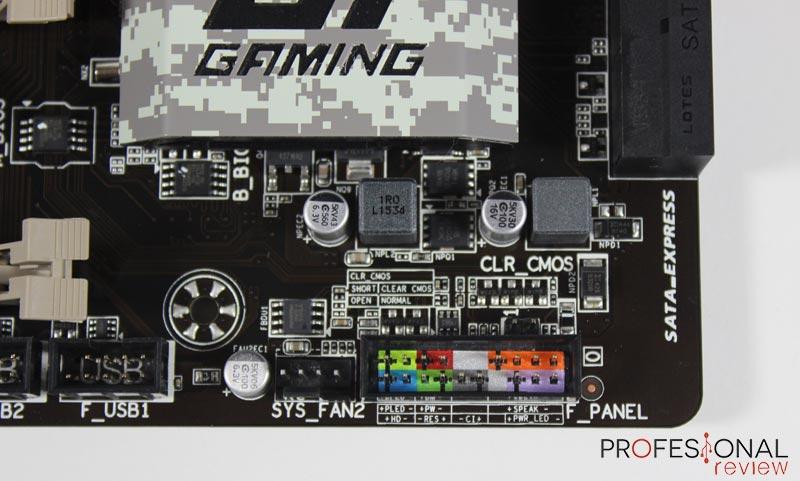 Gigabyte X170 Gaming 3 WS