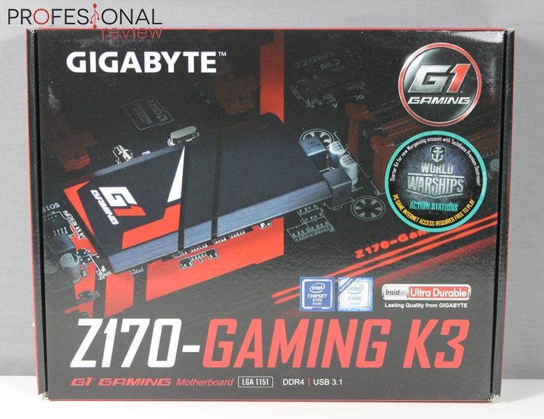 gigabyte z170x gaming 3 manual