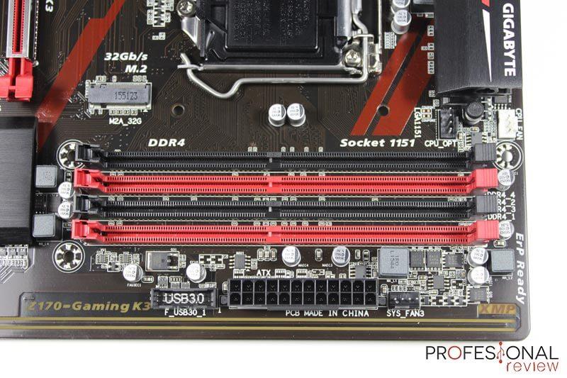 Gigabyte Z170X Gaming K3 DDR4