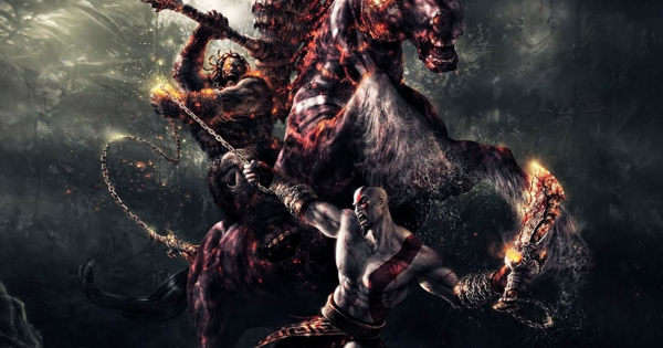 god of war 4 playsttaion 4k
