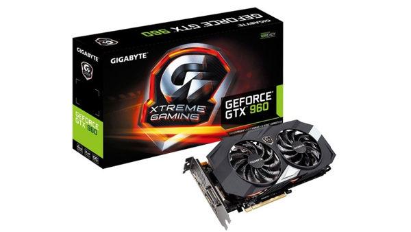 gtx 960 xtreme gaming