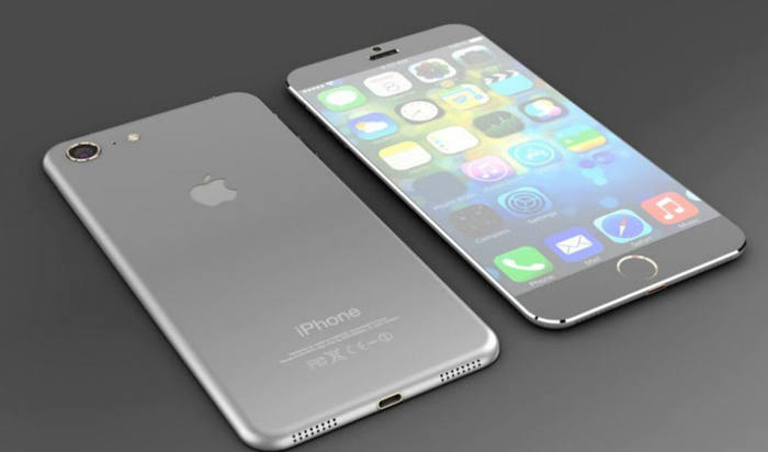 iphone 7S tendrá pantalla OLED