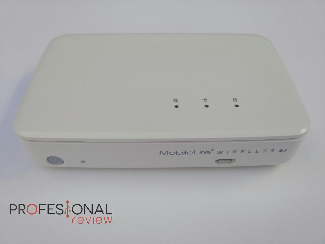 Photo of Kingston Mobilelite Wireless G3 Review