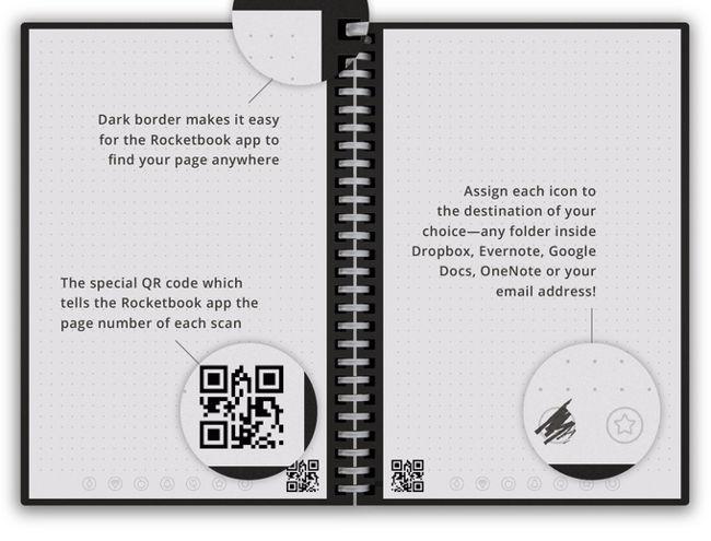 rocketbook wave pages