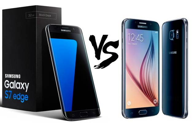 Samsung Galaxy S7 vs Samsung Galaxy S6