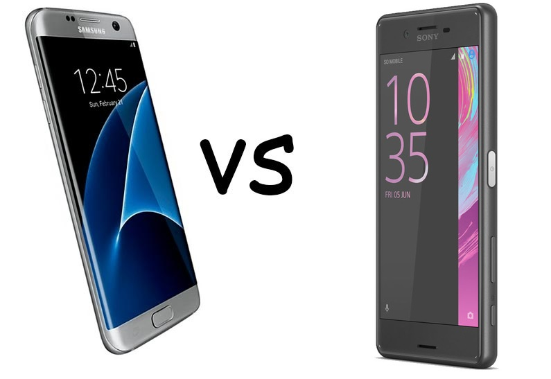 Sony Xperia X Performance vs Samsung Galaxy S7