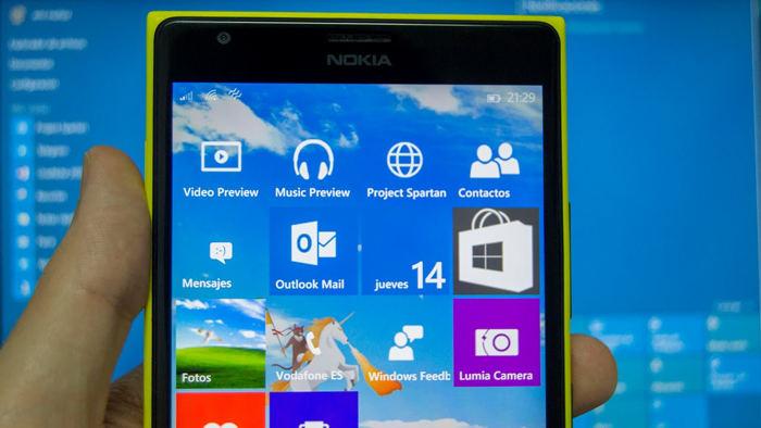 windows 10 mobile lanzado oficialmente