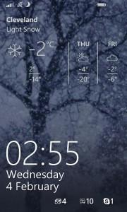 windows 10 mobile pantalla bloqueo