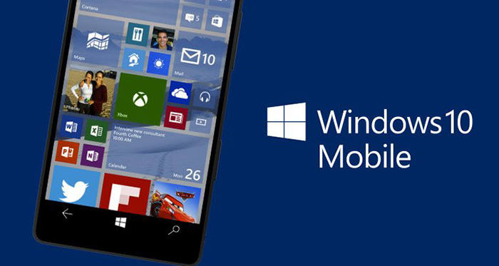Novedades Windows 10 Mobile