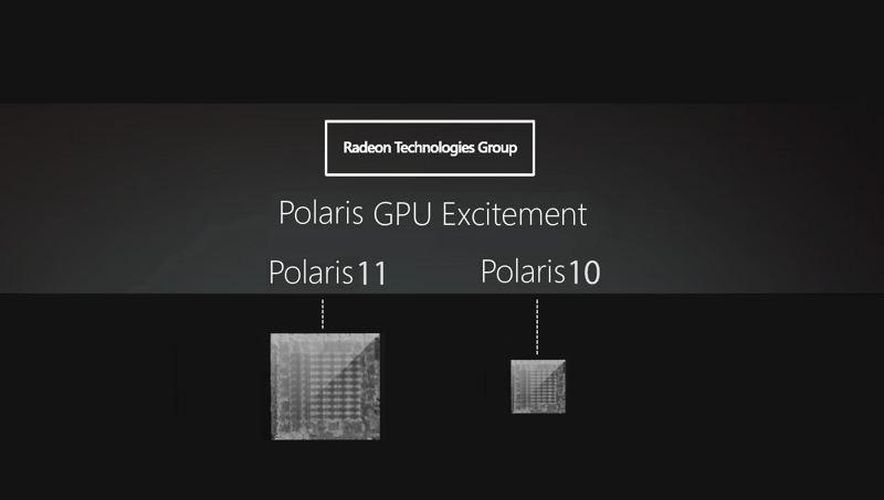 AMD Polaris 10 tan rápida como la GTX 980Ti