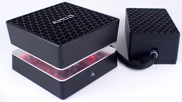 AMD Project Quantum regresará con Zen y Vega