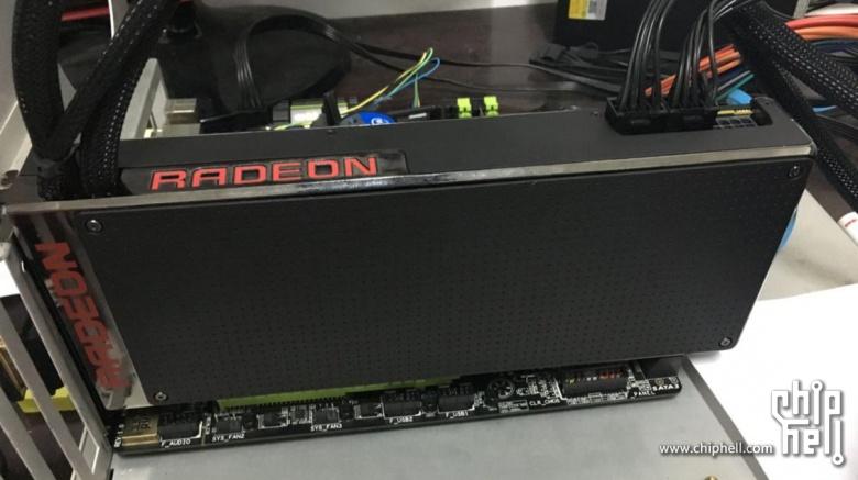 Photo of AMD Radeon Pro Duo primeras imágenes