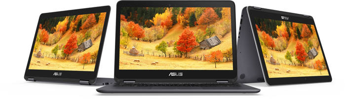 Asus ZenBook Flip UX360CA 2