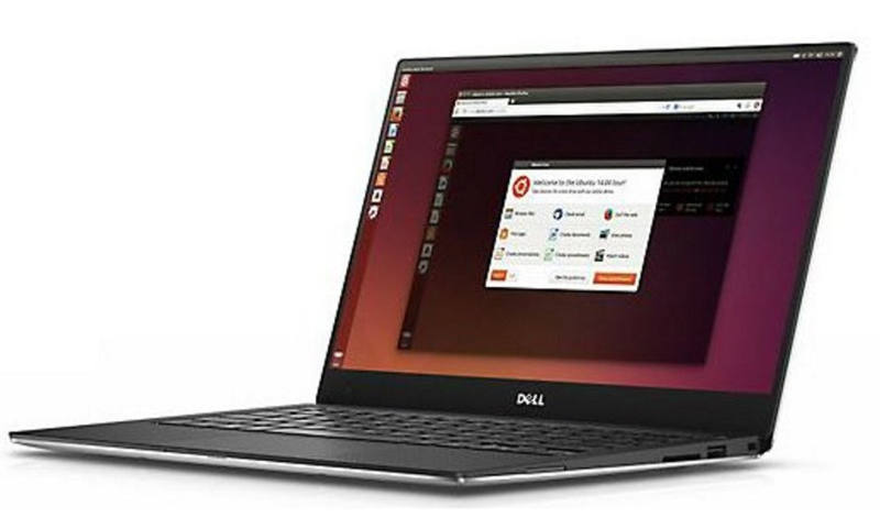 Dell XPS 13 Ubuntu Developer Edition
