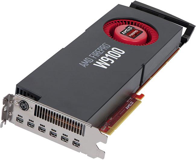 FirePro W9100 con 32 GB de memoria anunciada 2