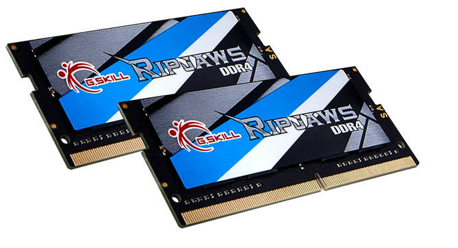 G.Skill Ripjaws DDR4-3000MHz SO-DIMM