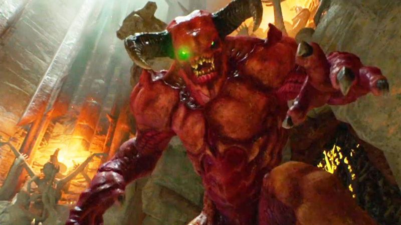 GeForce 364.96 Hot Fix para la beta de DOOM
