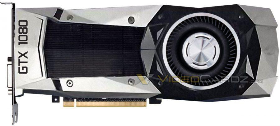 GeForce GTX 1080 llegaría la semana que viene