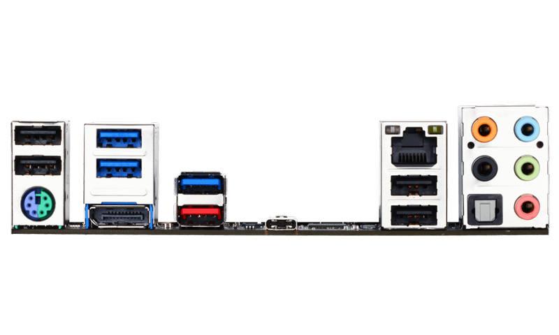 Gigabyte X99P-SLI con soporte para Thunderbolt 3 1