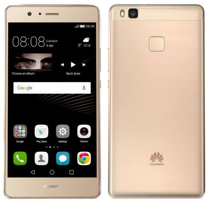 Huawei P9 Lite deja ver sus características