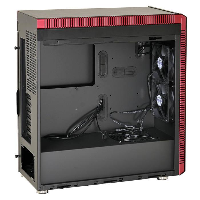 Lian-Li PC-J60 con gestión avanzada del cableado 3