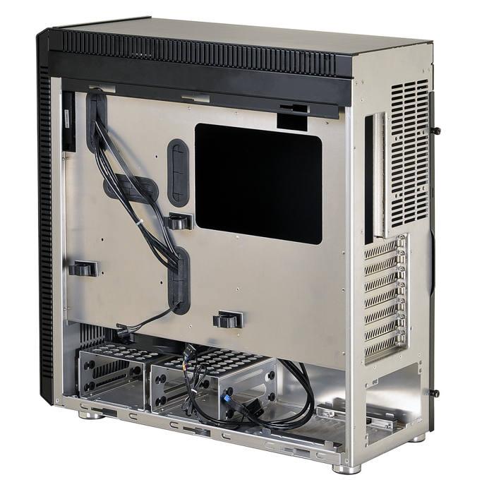 Lian-Li PC-J60 con gestión avanzada del cableado