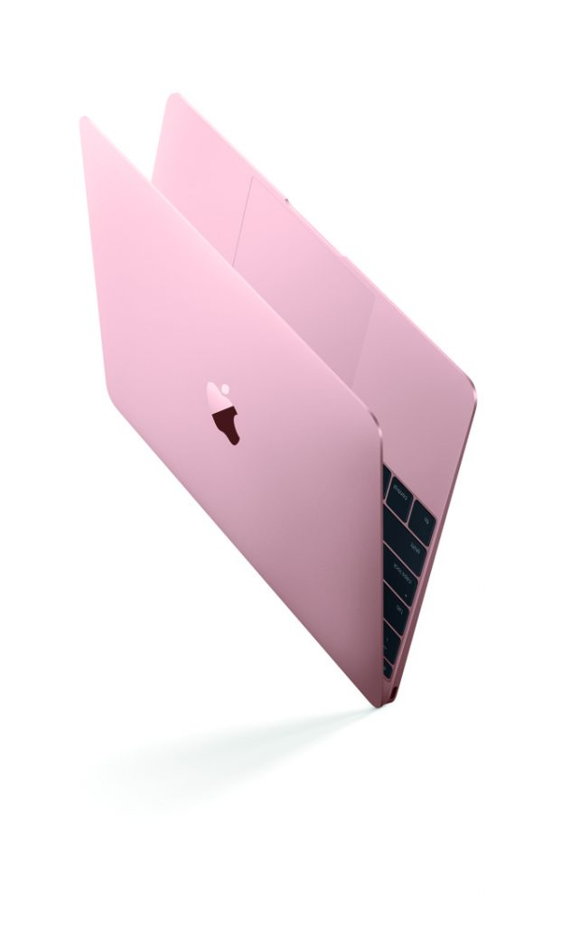 MacBook Retina Rosa Dorado