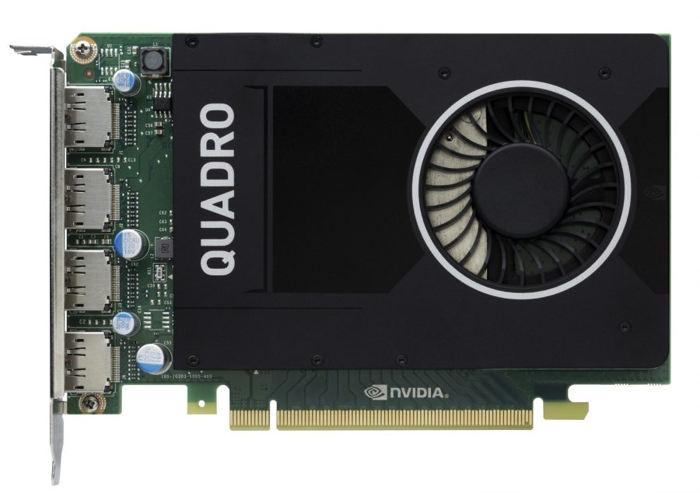 NVIDIA Quadro M2000, características técnicas, disponibilidad y precio