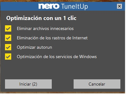 Nero TuneIt Pro review 12