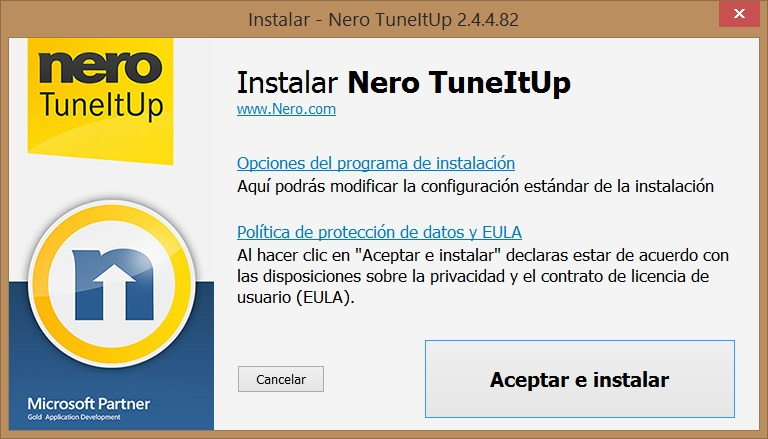 Nero TuneIt Pro review 2