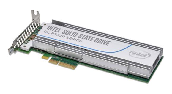 Nuevos SSD Intel con memoria 3D NAND
