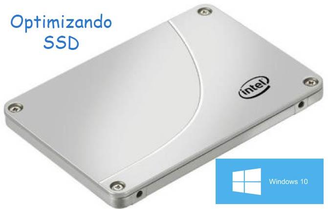 optimizar SSD en Windows 10