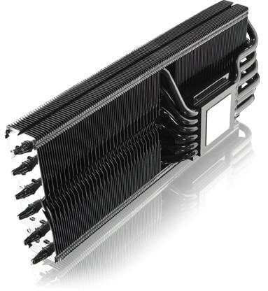 Raijintek Morpheus II Core Edition para enfriar tu GPU 2