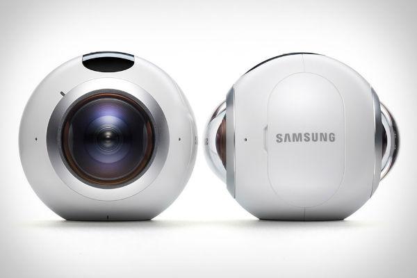 Samsung Gear 360 ya en preventa