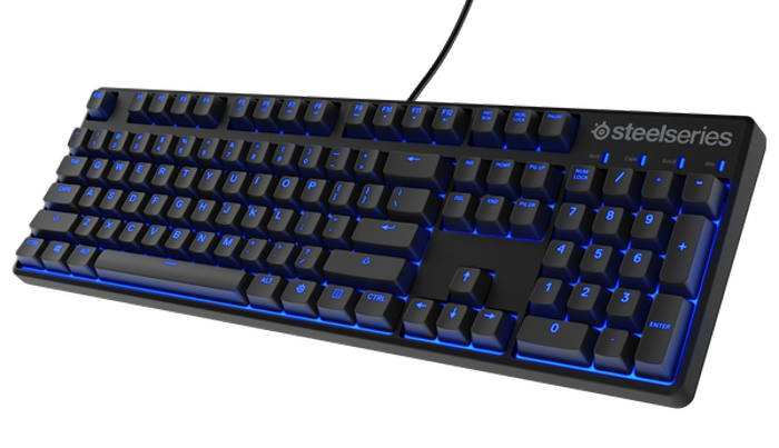 SteelSeries Apex M500 con Cherry MX Red anunciado