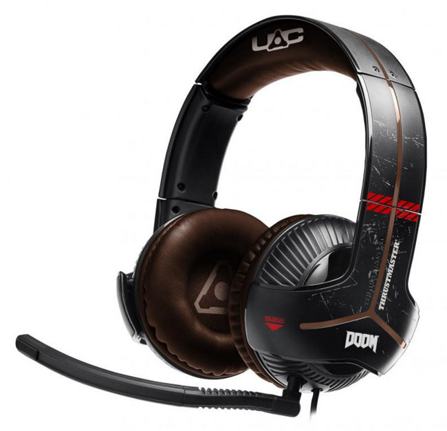 Thrustmaster Y-350X headset