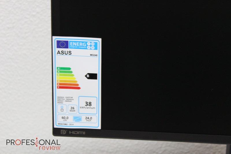 Asus MG248Q review