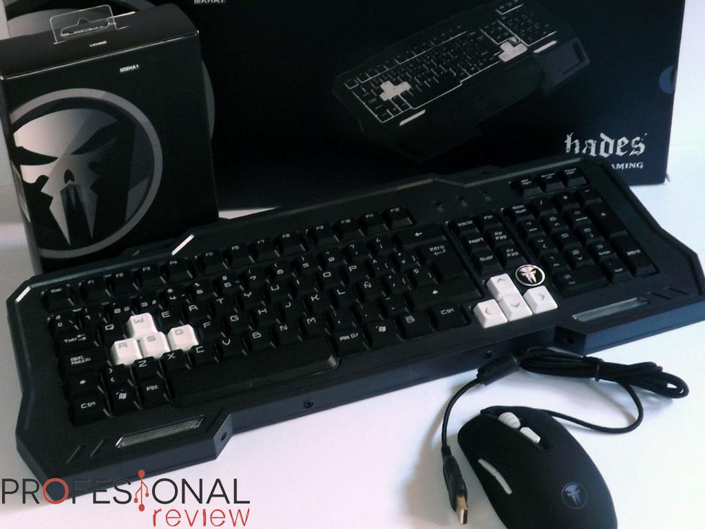 raton mmha1 teclado mkha1