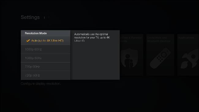 Cómo activar la reproducción 4K en el Amazon Fire TV