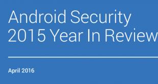 Informe de seguridad de Android