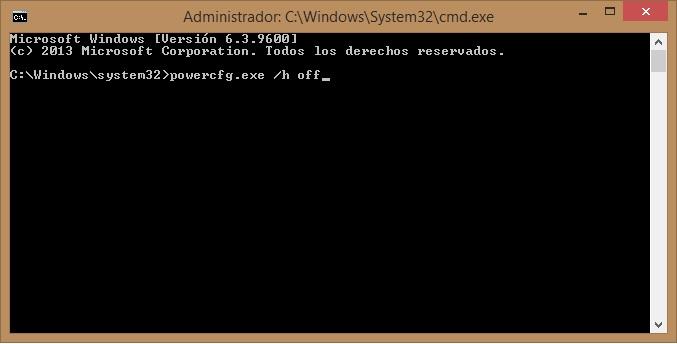 Optimizar SSD en windows 10 hibernación
