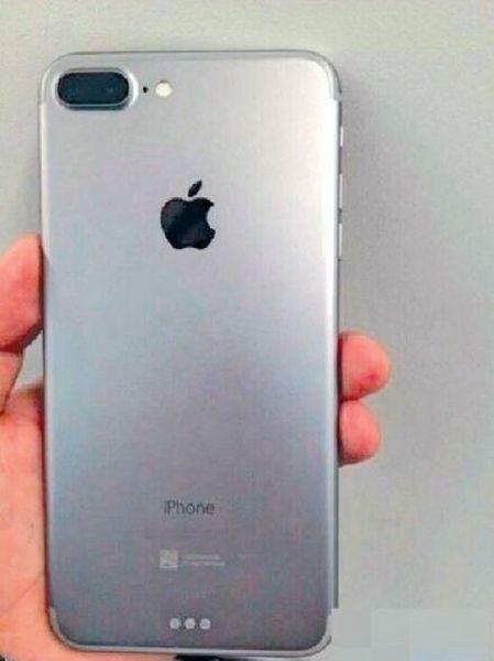 iPhone 7 tendrá conector inteligente y doble cámara tarsera