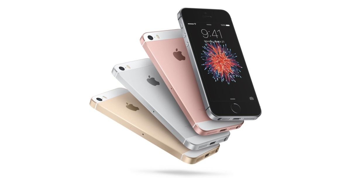 iPhone SE es un éxito total, stock agotado