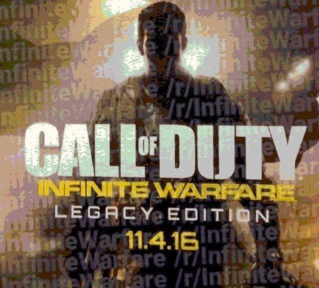 Call of Duty infinite Warefare