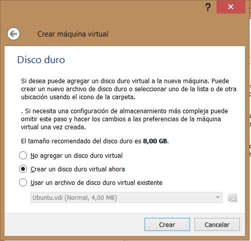 instalar ubuntu 16.04 lts en virtualbox 4